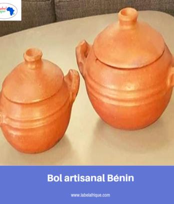 Bol artisanale poterie – Bénin