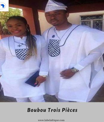 Ensemble couple 3 pièces  – Ibilê