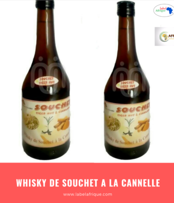 Whisky de souchet à la cannelle disponible pour tous