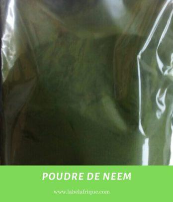 Poudre de Neem Bio a Paris, Benin et Bruxelles