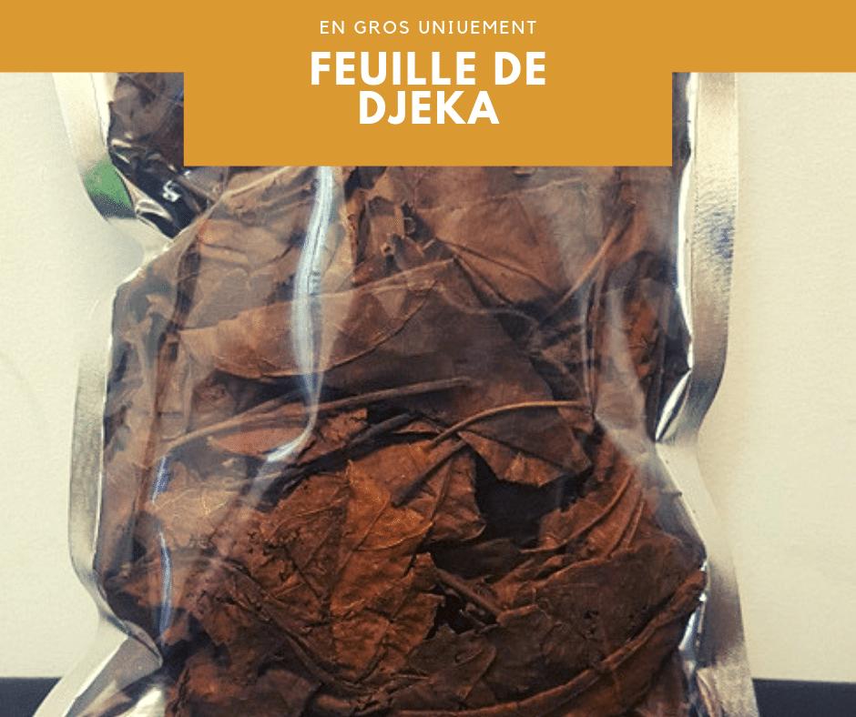 You are currently viewing Bienfaits et utilisation des feuilles de Djeka