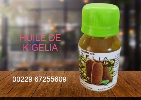 Huile de Kigelia Cotonou, Paris, Togo et Bénin