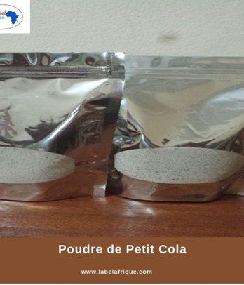 Poudre de petit cola au Benin, Togo et Paris