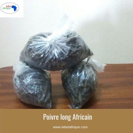 Poivre long africain au Benin, Togo, Niger
