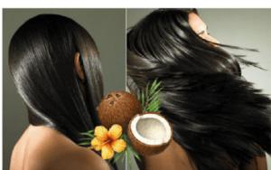 Read more about the article 7 utilisations de l'huile de coco pour cheveux