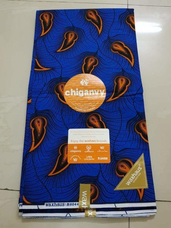 wax chiganvy cotonou