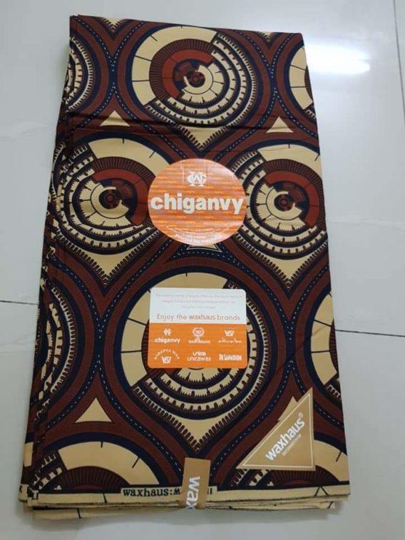 Pagne wax chiganvy paris cotonou