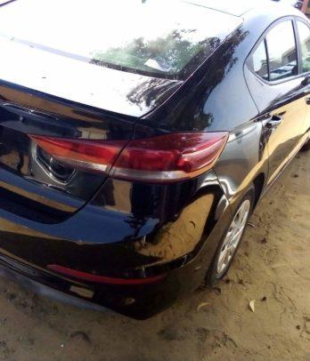 Hyundai Elantra Bénin