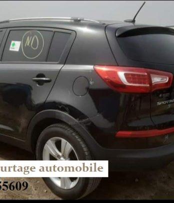 Kia Sportage 2015 Voiture en vente au Bénin