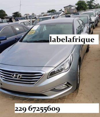 Voiture Hyundai Sonata Bénin