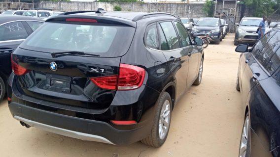 BMW X1 au bénin