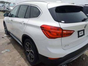 BMW X1 au bénin à cotonou 2019
