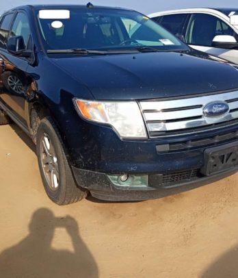 Ford Edge au Bénin 2008