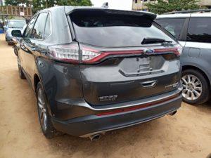 Ford Edge au Bénin 2016