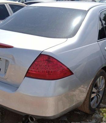 Honda Accord au Bénin