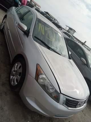 Honda Accord au Bénin 2009