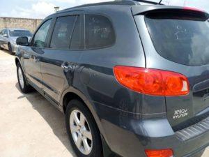 Hyundai Santa FE au Bénin à cotonou