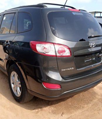 Hyundai Santa FE au Bénin