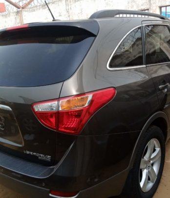 Hyundai Veracruz au Bénin