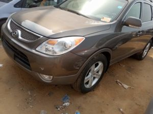 Hyundai Veracruz au Bénin à cotonou