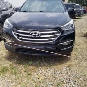 Hyundai Santa FE au Bénin année 2018