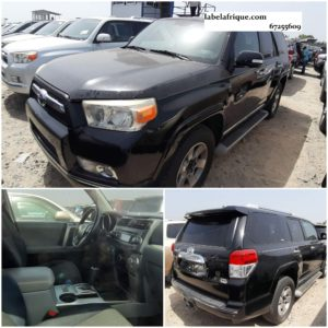 Read more about the article Toyota 4runner au bénin