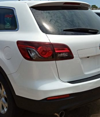 Mazda CX9 au Bénin