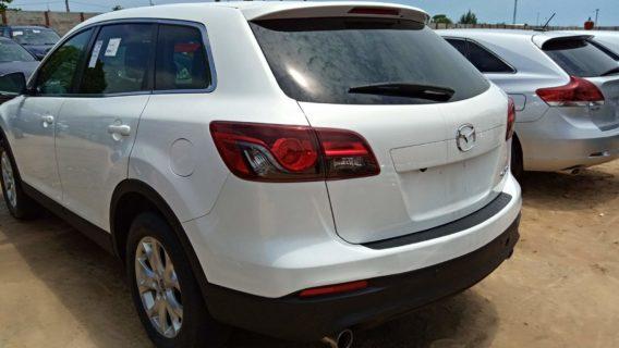 Mazda CX9 au Bénin 2013