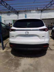 Mazda CX9 au Bénin 2017, 2018
