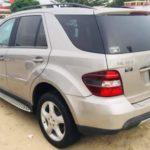 Mercedes ML 350 au bénin à Cotonou