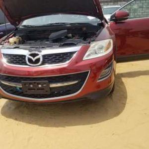 Vente Mazda CX9 au Bénin occasion