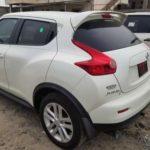 Nissan Juke au Bénin et Abidjan occasion