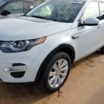 Land Rover Discovery au Bénin, Abidjan