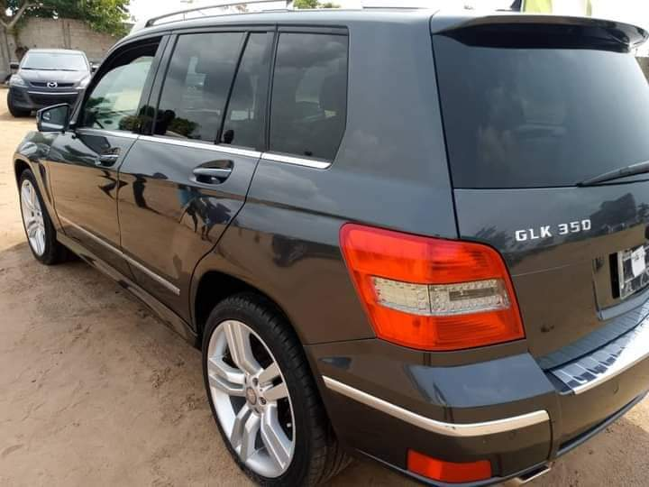 You are currently viewing Mercedes GLK 350 au Bénin 4matic