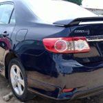 Toyota Corolla au Bénin occasion