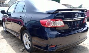 Read more about the article Toyota Corolla au Bénin occasion