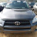 Toyota Rav4 occasion au Bénin