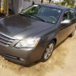 Toyota Avalon au Bénin occasion