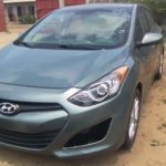 Hyundai Elantra GT au Bénin