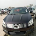 Nissan Qashqai au bénin et Togo occasion