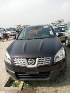 Read more about the article Nissan Qashqai au bénin et Togo occasion