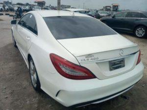 Mercedes CLS au Bénin Lagos et Nigéria