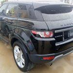 Prix Range Rover Evoque au Benin
