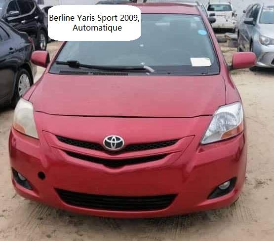 Read more about the article Toyota Yaris à Cotonou au Bénin